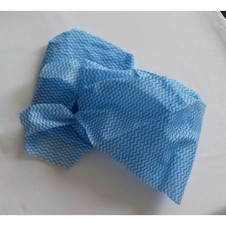 coiffe-sterile-bleue